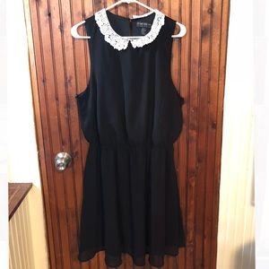 Forever 21+ collard dress